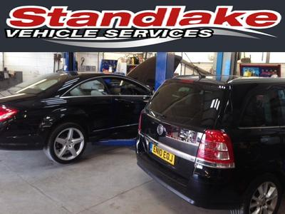 Standlake Vehicle Services Ltd.