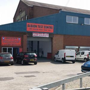 Albion Test Centre Ltd