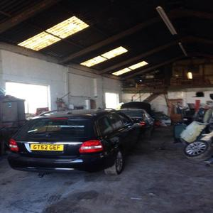 Heavy Engine Stallingborough Ltd