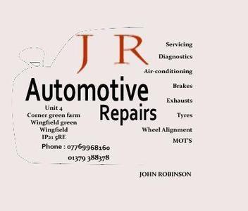 JR Automotive Repairs