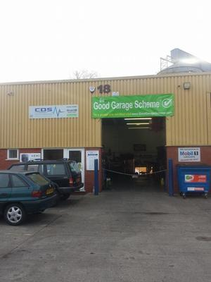 CDS Motor Services Ltd