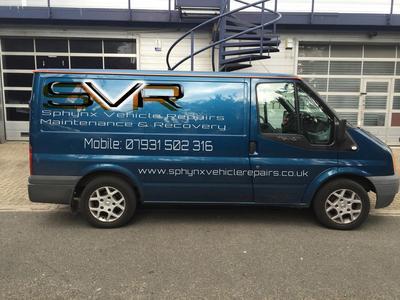 Sphynx Vehicle Repairs