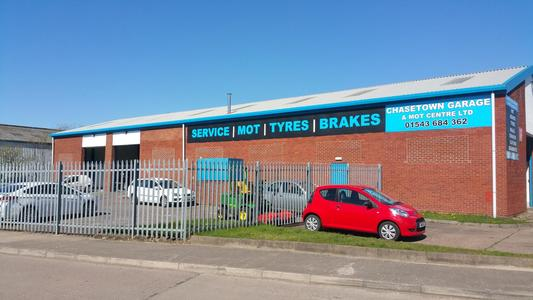 Chasetown Garage Services Ltd