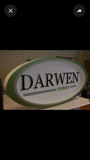 Darwen Motors