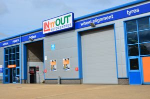 IN'n'OUT Autocentres Peterborough