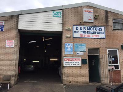 D & R Motors
