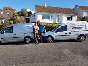 A.T. Mobile Auto Repairs Ltd
