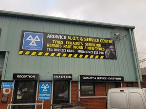Ardwick mot and Service Centre