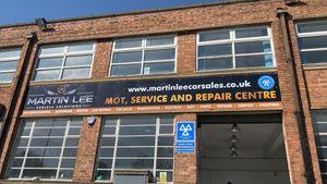Martin Lee Vehicle Solutions Ltd