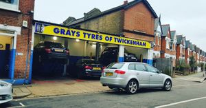 GRAYS TYRES AND SERVICING TWICKENHAM