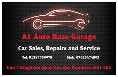 A1 Auto Base Ltd
