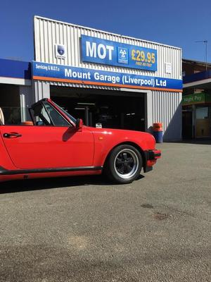 Mount Garages(Liverpool)Limited