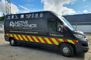 Motive Mechanics