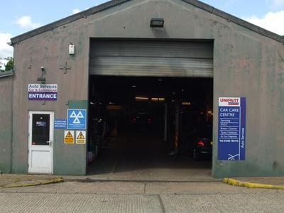 Auto Services Horley Ltd