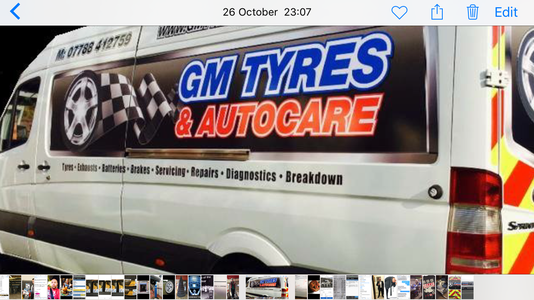 GM Tyres and Autocare