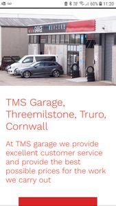 Threemilestone Garage