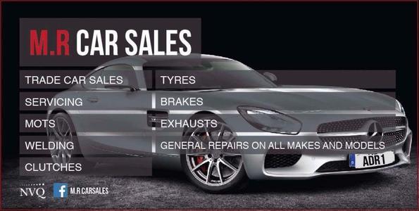 M.R.Car Sales