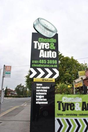 Cheadle Tyre and Auto ltd