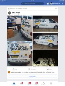 MAKZ GARAGE LTD