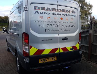 Dearden's Auto Services