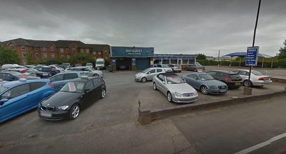 Bathurst Motors Ltd