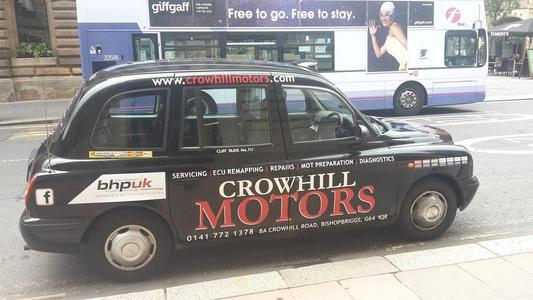 Crowhill Motors