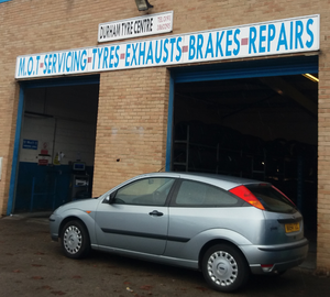 Durham Tyre and Repair Centre