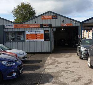 Atherstone Garage Service Centre Ltd