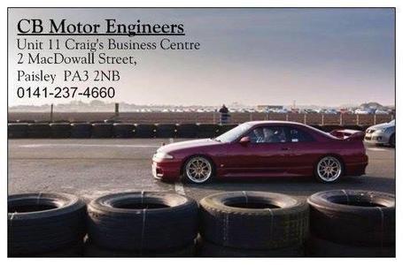 CB Motor Engineers
