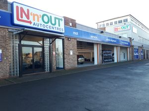 IN'n'OUT Autocentres Leicester