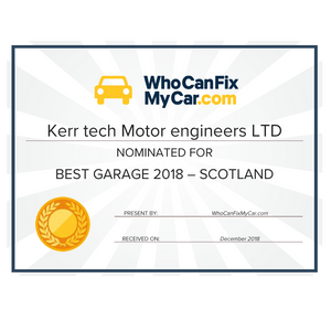 Kerr tech Motor engineers LTD