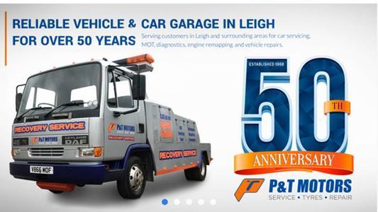 P & T Motors