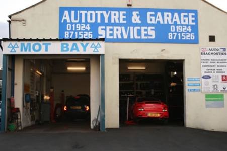 Autotyre & Garage Services