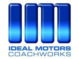 Ideal Motors Coachworks.