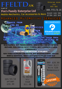 Advanced Auto Mods Ltd