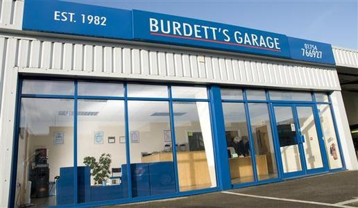 Burdetts Garage