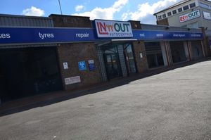 IN'n'OUT - Leicester (Opposite Jet Petrol Station, Near Leicester College)
