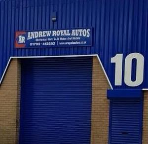 Andrew Royal Autos