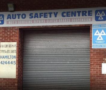 Auto Safety Centre (Hamilton)
