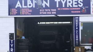 Albion Tyres