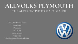 Allvolks Plymouth LTD