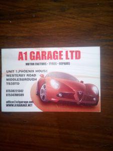 A1 Garage LTD
