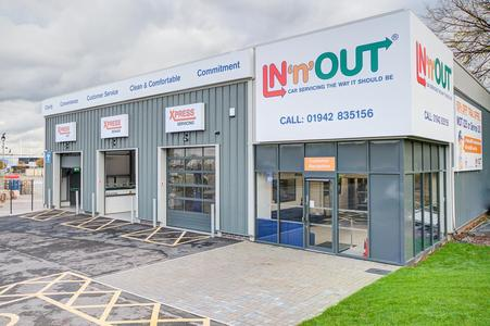 IN'n'OUT Autocentres Wigan