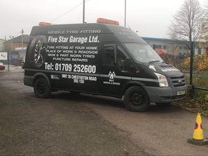 Fivestar Garage Ltd