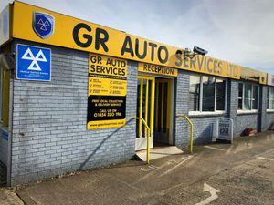 GR Auto Services Ltd