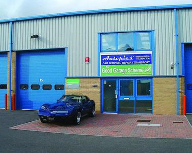 Autopics Garage Services