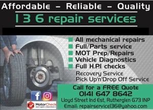 136 Repair Service