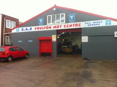 BAR MOT CENTRE