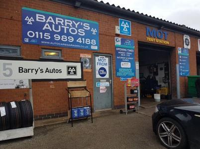 Barrys Autos