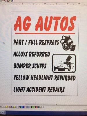 AG Body Repairs